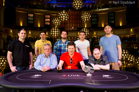 Final Table, foto: Neil Stoddard