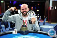 Michal Schön slaví triumf březnové ČPT Masters