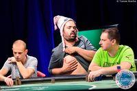 Živá reportáž z finálového stolu Main Eventu říjnové České Pokerové Tour