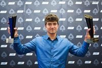 Dzmitry Urbanovich chce na WSOP odehrát všechny šampionáty a přijímá další sázky