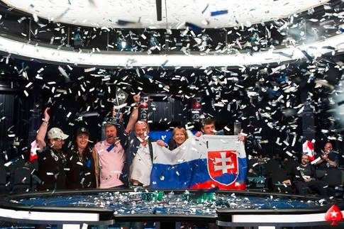 Ján Bendík je šampionem EPT Grand Final 2016